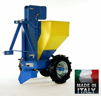 POTATO PLANTER Automatic - 3 Pt Hitch Mounted - Digs, Plants & Fills in Behind