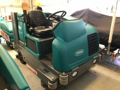 Tennant M20 2013 Rider Sweeper/Scrubber - ECH2O  600 Hours, Free Shipping