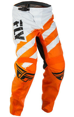 Fly Racing Unisex-Adult Kinetic Rockstar Pants Red//Black Size 34