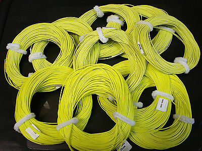 Two lengths of Fly Fishing Line WF6F Weight Forward  Floating, 27m, UK MADE