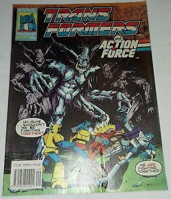Transformers UK Comic Issue 247