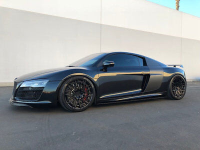 2015 Audi R8  2015 Audi R8 V8 Full Air Bag Lowering System / $50,000+ in Mods / A Must See