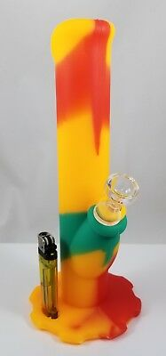 Silicone Nectar Collector Kit - Rasta, Sunshine, Lime, Desert - Pick your color!