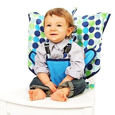 My Little Seat Travel High Chair - Biggie Buttons