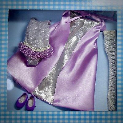 TONNER 7-8 Tiny Betsy McCall CIRCUS TRAPEZE ARTIST Outfit for Kish Riley KICKITS