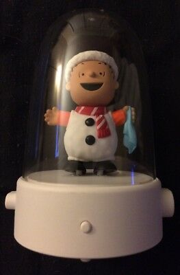 Hallmark Peanuts Happy Tapper 2016  Christmas Charlie Brown's LINUS NEW