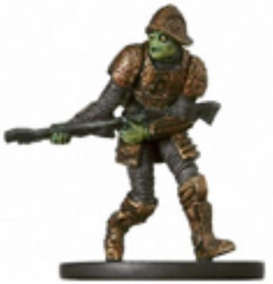 WOTC Star Wars Minis Revenge o/t Sith Neimoidian Soldier #36 NM