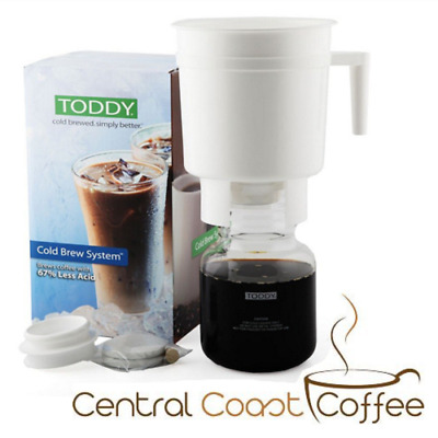 Toddy Cold Brew System + Free Coffee