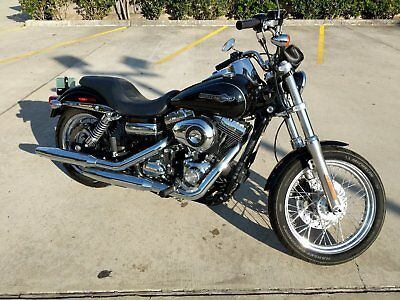 2013 Harley-Davidson Other  2013 Harley Davidson FXDC Super Glide Custom Black Paint Super Clean Condition