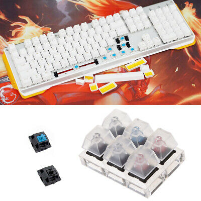 Keyboard Mechanical Switches 4/6/9 Cherry MX Keyboard Tester Keycap Testing Tool