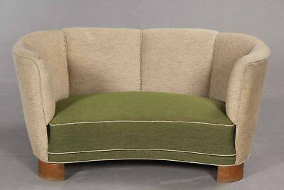Danish Banana sofa 1940/50's