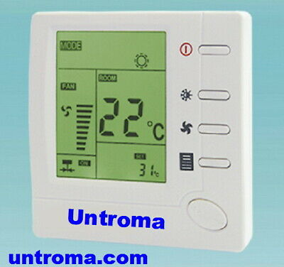 wochenthermostat 3,0A Network Operation