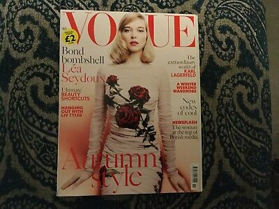 Vogue Magazine Nov 2015