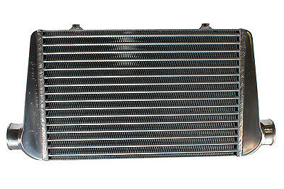 Cooling-Pro Bar & Plate Intercooler - 450 x 300 x 76 2.5 Outlets