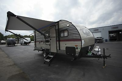 New 2018 Forest River Cherokee 16BHS Wolf Pup Travel Trailer Camper RV for Sale