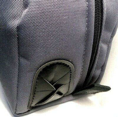 Cordura Nylon Dart Grey X Large Reel Case with Line Dispensing Port
