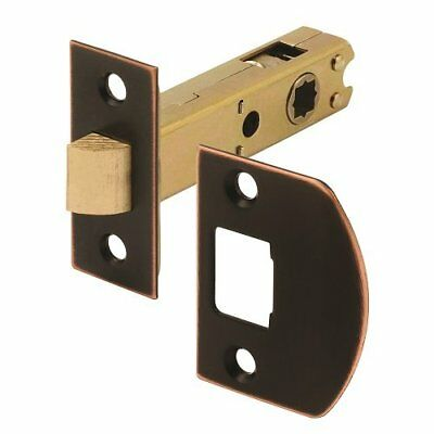 Prime-Line Products E 2772 Passage Door Latch 9/32 In. & 5/16 Square Drive Doors