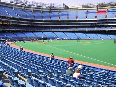 06/07/2018 Toronto Blue Jays vs Baltimore Orioles at Rogers Centre