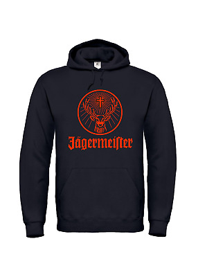 JAGERMEISTER Hoodie * drink * alcohol * * gift * swag PUB game QUALITY