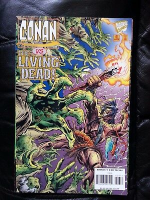 conan # 6 - 1996 vs the living dead