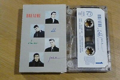 Cassette K7 Tape Breathe  All That Jazz  Srnmc 12 Siren
