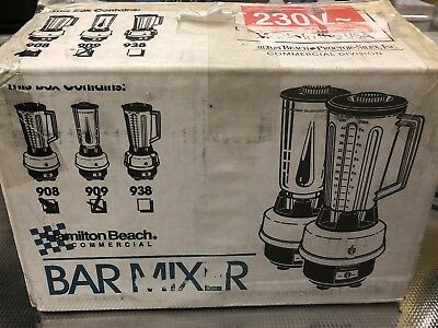 Hamilton Beach Bar Blender Brand New Made In USA Not China