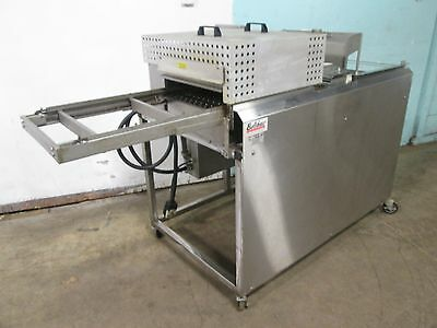 """""""BELSHAW TG-50"""" H.D. COMMERCIAL DONUTS CONVEYOR THERMOGLAZER MACHINE 208V, 1Ph"""