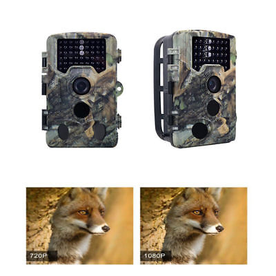 H881 Hunting Scouting Camera HD Field Animals Trail Surveillance Camcorder 16MP