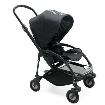 Bugaboo Bee 3 Diesel Rock with matching footmuff and bassinet = as new