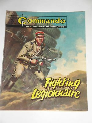 Commando - War Stories In Pictures - Fighting Legionnaire Issue No. 1013
