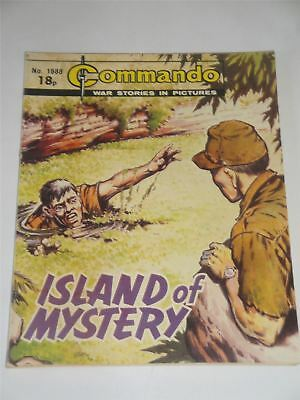 Commando - War Stories In Pictures - Island Of Mystery Issue No. 1688