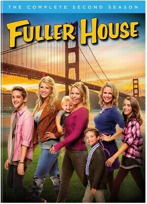 Fuller House: The Complete Second Season (REGION 1 DVD New)