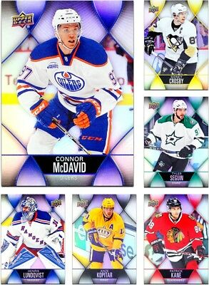 2016-17 UD Tim Hortons **** PICK YOUR CARD **** From The SET