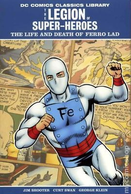 Legion of Super-Heroes Life and Death of Ferro Lad HC #1-1ST 2009 NM