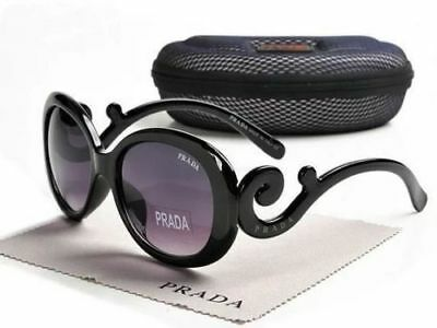 Brand New Prada Sunglasses 27N 27NS BLACK 100% Authentic for Women