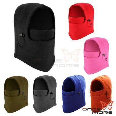 Men Women Winter Warm Full Face Cover Winter Ski Mask Beanie CS Hat Balaclava