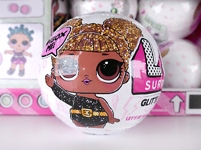 LOL Surprise Doll Glitter Series Unopened Genuine Australian Can Express Post
