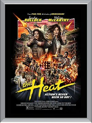 The Heat Movie A1 To A4 Size Poster Prints