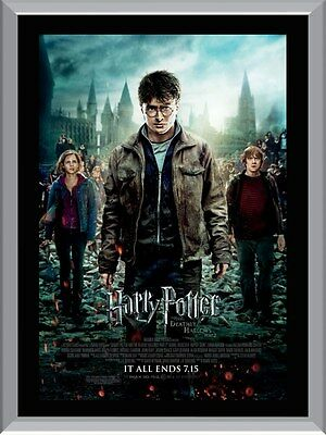Harry Potter Deathly Hallows Part-2 A1 To A4 Size Poster Prints
