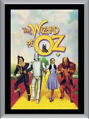 The Wizard Of Oz A1 To A4 Size Poster Prints