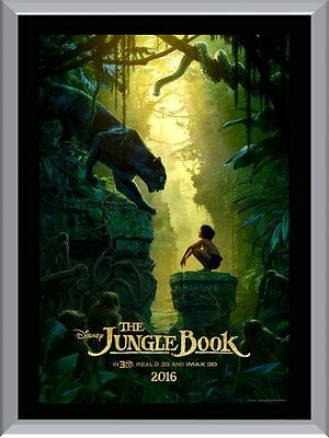 The Jungle Book Movie A1 To A4 Size Poster Prints