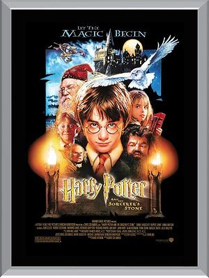 Harry Potter And The Sorcerers Stone A1 To A4 Size Poster Prints