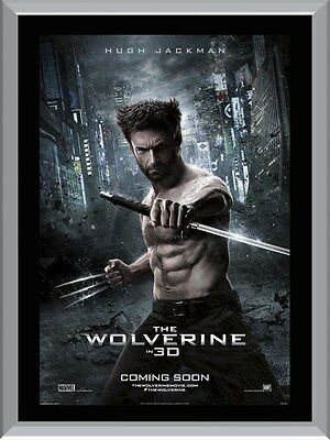 The Wolverine Movie A1 To A4 Size Poster Prints