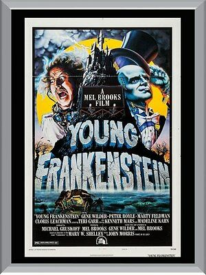 Young Frankenstein A1 To A4 Size Poster Prints
