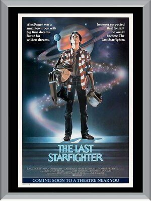 The Last Star Fighter Movie A1 To A4 Size Poster Prints