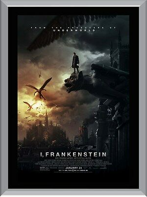 I Frankenstein A1 To A4 Size Poster Prints