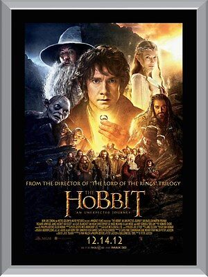 The Hobbit An Unexpected Journey A1 To A4 Size Poster Prints
