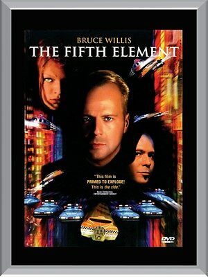 The Fifth Element Movie A1 To A4 Size Poster Prints