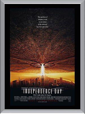 Independence Day A1 To A4 Size Poster Prints