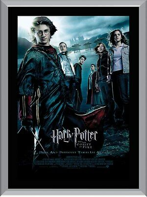 Harry Potter The Goblet Of Fire A1 To A4 Size Poster Prints